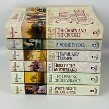 The Russians Series 1-6 Book Lot Paperback Philips Pella Historical Fiction