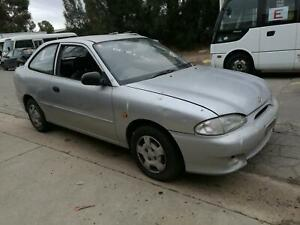 HYUNDAI EXCEL TAILGATE, X3, HATCH, NON SPOILER TYPE, 10/94-09/0