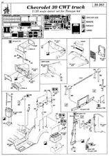 Eduard 1/35 Chevrolet LRDG truck etch for Tamiya kits # 35251