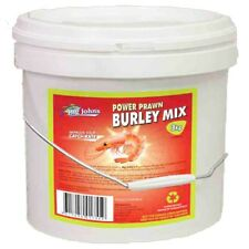 NEW Big John's Power Prawn Burley Mix 3kg By Anaconda