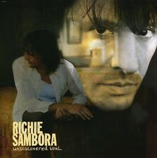 Richie Sambora - Undiscovered Soul [New CD]
