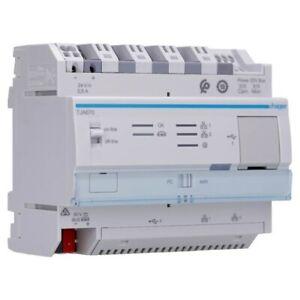 Hager domovea basic TJA670 IP20 KNX Medien-Gateway ***Testgerät***