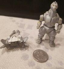 Godzilla Toys 2005 Mecha Godzilla Changable Back Bandai Action Figure Loose