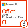 MICROSOFT OFFICE PROFESSIONAL PLUS 2019 PRODUCT KEY AND DOWNLOAD LINK FOR 1 PC