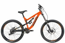 "2015 Kona Precept 200 Downhill Mountain Bike SMALL 26"" Aluminum SRAM RockShox"