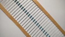 ZS64 Lot 100 pcs SEI RNM Series Metal Film Resistor 210K Ohm 1% 1/2W Axial