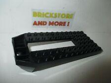 Lego ~ Black 6x14 Train Base//Frame w//Inverse Sloped Front Custom #nvfjr
