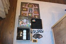 Disney Clue The Haunted Mansion Clues Game Complete Parker Brothers Minnie Pluto