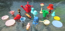 Lot of smalll vintage misc dollhouse miniature items