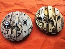 Cylinder Antique Pocket Watches