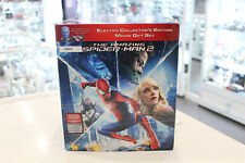 The Amazing Spider-man 2 Electro Collector's Edition (Blu-ray 3D, Blu-ray, DVD)