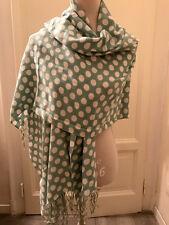 Foulard a pois H&M polka-dot scarf