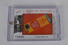 Clerks Skybox 2017 Trading Cards I Assure You Its Potato Chips Patch FAKE-10