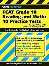 FCAT Grade 10 Reading and Math - 10 Practice Tests by Enrique Ortiz and...