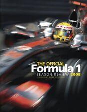 The Official Formula 1 Season Review 2008,Formula One Journalists, Bernie Eccle