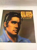 ELVIS PRESLEY: IN DEMAND PL42003  Near Mint ,RCA 1977 Memphis The King Elvis