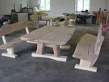 Gartenmöbel, Sitzgruppe, Eiche, 2 m,
