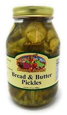 Bread & Butter Pickles 32 oz.