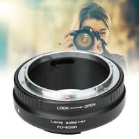 FD-EOSR Lens Adapter Ring Set for Canon FD Lens to for Canon EOS R Camera AP