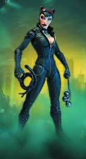 BATMAN ARKHAM CITY CATWOMAN AF ACTION FIGURE DC DIRECT