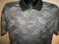 Men's Izod Golf Classix Elite Cool-FX Short Sleeve Polo Golf Shirt Size M Medium