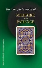 The Complete Book of Solitaire and Patience Games-ExLibrary