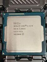Intel Core i5-4570 Quad Core 3.20GHz(3.6max) LGA1150 Desktop Processor CPU SR14E