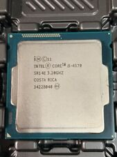 Intel Core i5-4570 Quad Core 3.20GHz(3.6max) LGA1150 Desktop Processor CPU SR14E