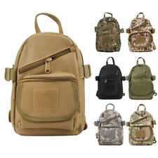 Men's Chest Sling Bag Travel Hiking Cross Body Messenger Shoulder Backpack Pouch