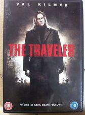 Val Kilmer TRAVELER aka TRAVELLER ~ 2009 Horror / Thriller UK DVD