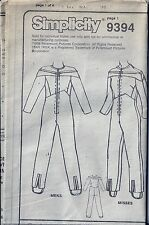 Star Trek Simplicity Costume Pattern #9394 The Next Generation Adult Men's 34-44
