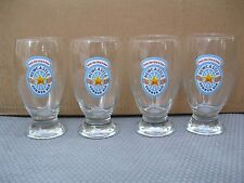 NEW NEWCASTLE SUMMER ALE Pint Beer 16 oz Glass Set of 4
