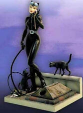 DC Comics Jim Lee Cold-cast Porcelain Catwoman Statue New From