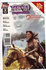 Xena: Warrior Princess & Orpheus Trilogy #1 comic    pc