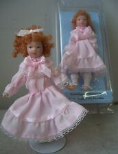 Doll House DOLL-Hand Made Girl #1 - 1:12th- NEW!