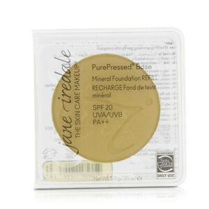 Jane Iredale PurePressed Base Mineral Foundation Refill SPF - Warm Sienna 9.9g