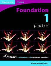 SMP GCSE Interact 2-tier Foundation 1 Practice Book (SMP Interact 2-tier GCSE),