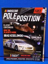 Pole Position NASCAR Magazine 2017 Brad Keselowski