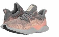 Adidas Alphabounce Beyond Women Shoes, Size 6, Grey / Clear Orange, NWB
