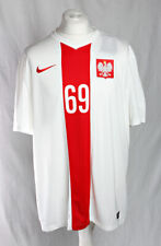 Poland Polska Nike Exclusive RARE 2014 69 Football Shirt Size XX Large NWT!
