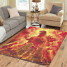 New Design Rugs Floor Rug Home Mat Custom Godzilla Area Rug Decorative Carpet
