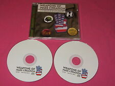 Weapons Of Mass Creation 3 Three - CD Album Hospital Records Dance Drum n Bass