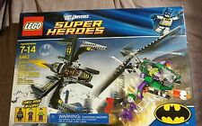LEGO 6863 DC Super Heroes Batman Batwing Battle Over Gotham City 3 Minifigures