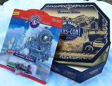 Lionel Trains Presents: Trans-Con -- Centennial Edition Tin and Model