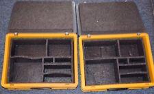 2x De Dietrich Servicekoffer/Transportbox 41x31x13cm leer