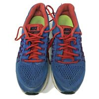 Nike Air Zoom Pegasus 32 Blue Running Shoes Boys Youth 759968-404 Size 6.5Y