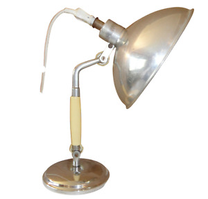 strange & rare: German Bauhaus Desk Lamp Table Lamp made by Rosenthal