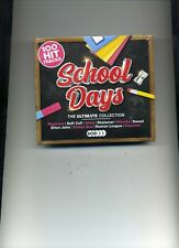SCHOOL DAYS - THE ULTIMATE COLLECTION - ABBA MADNESS UB40 ABC - 5 CDS - NEW!!