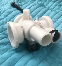 GENUINE Samsung Washer Drain Pump W/ Housing & Filter OPEN BOX DC61-02017X