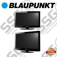 """Blaupunkt 22"""" HD Ready LCD TV Freeview HD Satellite HD HDMI & USB Media/Record"""